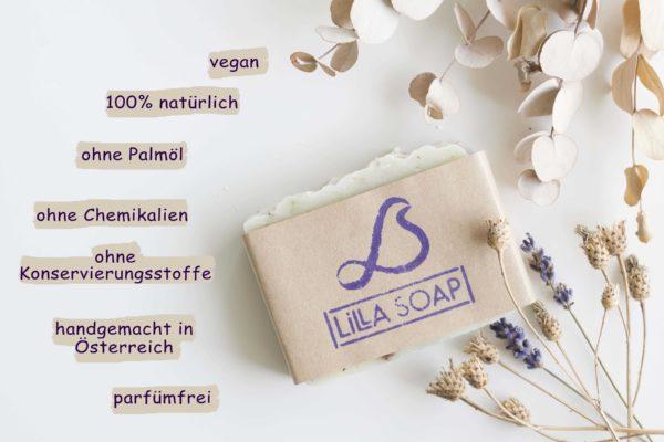 Lavendelseife Vorteile